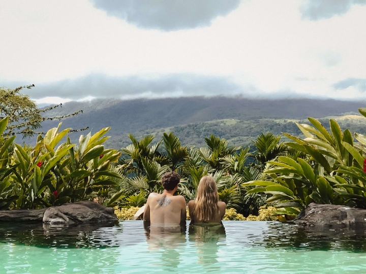 Flitterwochen in La Fortuna, Costa Rica – Highlights &Reisetipps